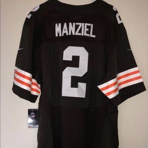 💜💜NWT❤️❤️CLEVELAND BROWNS JERSEY💜💜